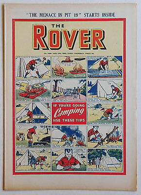 THE ROVER #1306 - 8th July 1950
