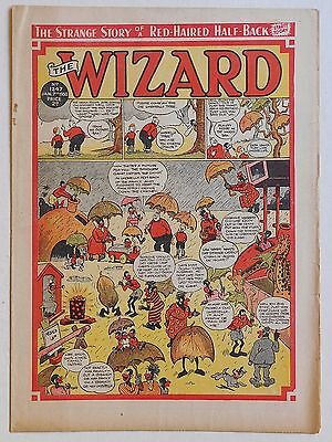 THE WIZARD #1247 - 7th January 1950