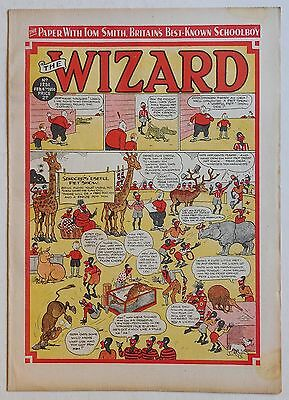 THE WIZARD #1251 - 4th February 1950
