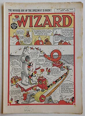 THE WIZARD #1159 - 10th January 1948