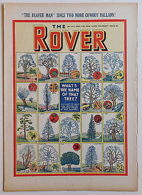 THE ROVER #1277 - 17th December 1949