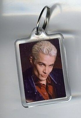 Buffy Tvs  /  Angel   Keyring / Keychain   Spike