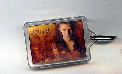 Buffy Tvs  /  Angel   Keyring / Keychain ...angel .....1