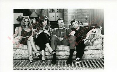MARRIED WITH CHILDREN Press Photo #116 5X8 Ed O'Neill KATEY SAGAL David Faustino