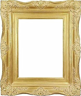 Vintage Ornate Baroque French Gold Picture Frame 20x24 Inch