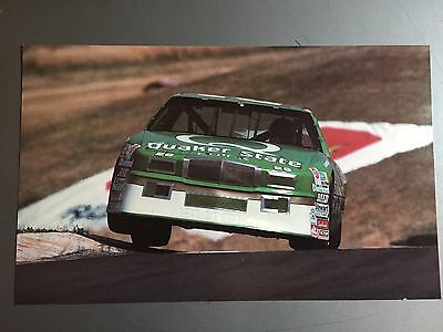 1990 Ricky Rudd Quaker State Buick NASCAR Race Car Print, Picture, Poster RARE!!
