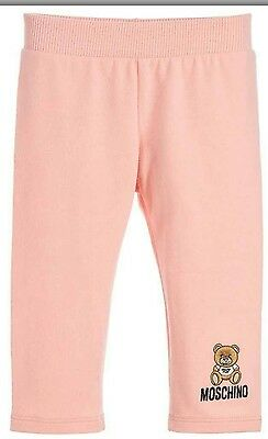 Moschino baby girls sweat trousers..pants..teddy bear..toy