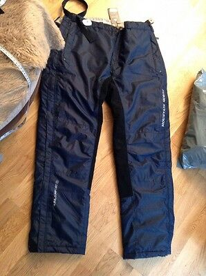 Blue Mountain Horse Padded W.P.S Comfort Over Trousers Size XXL