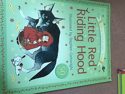 Little Red Ridinghood Sticker Book