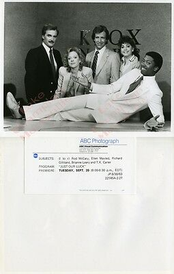 JUST OUR LUCK Press Photo Richard Gilliland TK CARTER Rod McCary brianne leary