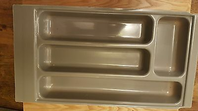 SMALL CARAVAN CUTLERY TRAY / DRAW DIVIDER 430mm x230mm