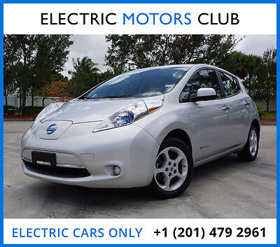 2013 Nissan Leaf SV Worldwide. Warranty. Low miles. No accidents. One owner. Clean Сarfax.