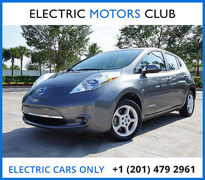 2014 Nissan Leaf SV. Worldwide. Warranty. No Accidents, One Owner. Worldwide. Warranty. No accidents. One owner. Clean Carfax. Low miles.