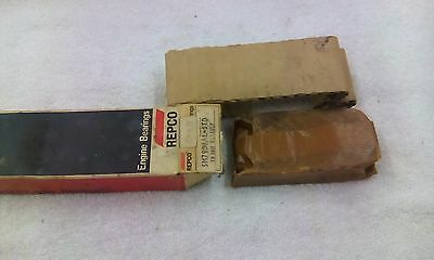 NOS std main bearings for Renault R8, R10 & Caravelle S, see listing for details