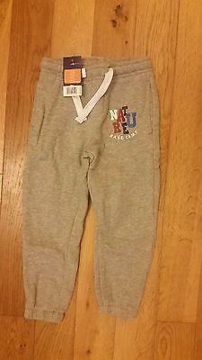 Boys Grey Jogging Trousers, 2-4 Years - New With Tags