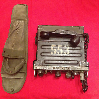 RT-PRC77 Military Field Radio Set.