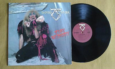 Twisted Sister - Stay Hungry. Lp Vinyl