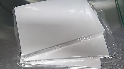 Edible Wafer Paper 100 sheets *** A4 ADD qualita thickness 0,35  - 29,7cm x 21cm