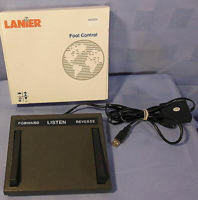Lanier LX-1028 (425-3008) Heavy Duty Foot Pedal - LX1028