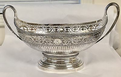 """Outstanding George III Silver Centerpiece Thomas Powell, London 1782 16"""""""