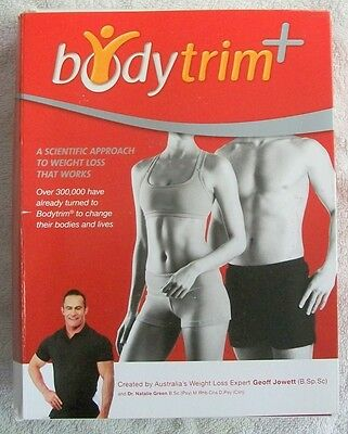 Bodytrim Plus Boxed Set, Reference Guide, Diary, 7 x DVDs, 4 x CDs, Tape Measure