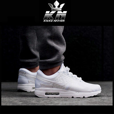 Nike Air Max Zero Mens Shoes Casual Gym Training Running