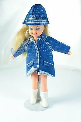 Blonde Tutti Wearing Complete NM Puddle Jumpers #3601 1966 Vintage Barbie