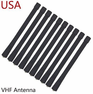 10X VHF Antenna for Motorola Saber HT600 GP300 CP200 P110 USA