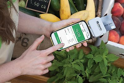 Clover GO Mobile EMV Chip Reader - Any Processor - New-In-Box