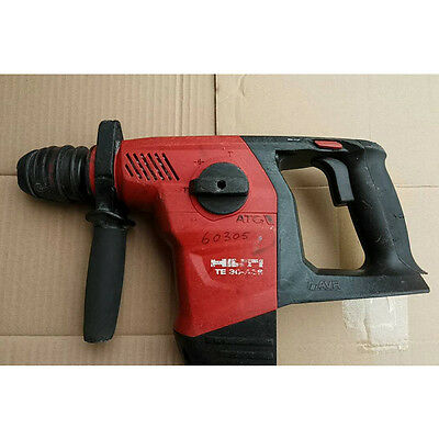 Used Hilti TE 30-A36 36V Cordless Combihammer Percussion drill SDS Hammer Drill