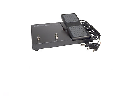 M-Audio Black Box Pedal Board Ex-P Expression+Foot Switch For Start/stop-On/off