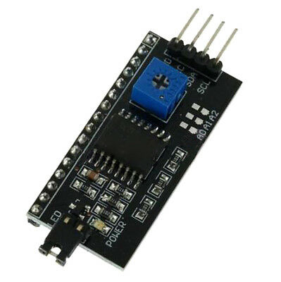 IIC I2C TWI SPI Interface Board Module PCF8574T for Arduino 1602 LCD 2004 C4F3