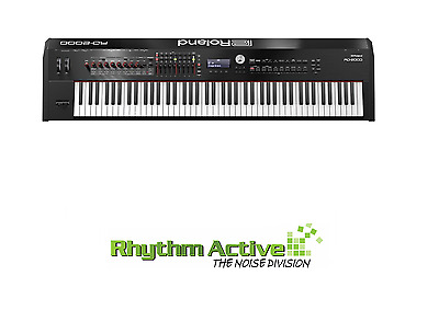 Roland Rd-2000 88-Key Hammer Action Digital Electric Stage Piano Keyboard Rd2000