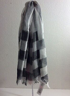 burberry Children's  Scarf 52%cotton 42%modal 6%cashere 90x90cm