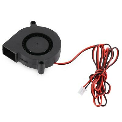 31MM Anet 5015 Ultra-quiet Turbo Small Fan for 24V 3D Printer