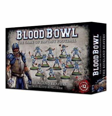 Blood Bowl - Reikland Reavers Team Games Workshop Menschen Fantasy Football