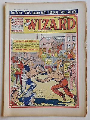 THE WIZARD #1797 - 23rd July 1960