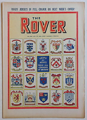 THE ROVER #1280 - 7th January 1950
