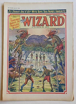 THE WIZARD #1793 - 25th June 1960