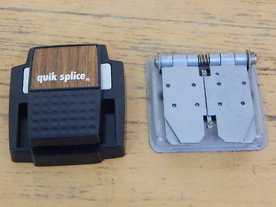 Hudson Quik Splice Film Splicer + Other Metal Splicer