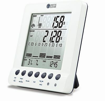 Watts Clever EW4500 Wireless Smart Energy Monitor In Home Display - IHD
