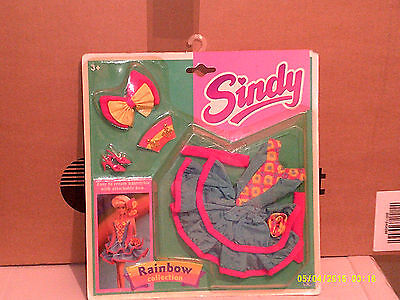 Hasbro Sindy Rainbow Fashion Outfit Nrfb From 1993