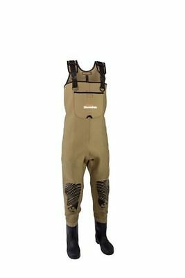 Snowbee Classic Neoprene Chest Waders - Cleated sole