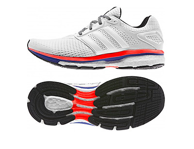 adidas Supernova Glide Boost 7 Ladies Running Shoes White
