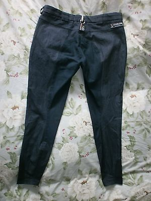 KINGSLAND Ladies Full Seat Schoeller Size 42 Breeches 34 - 37 inch waist