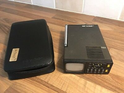 Vintage Very Rate Sinclair MTV1 Micro Television Micro Vision