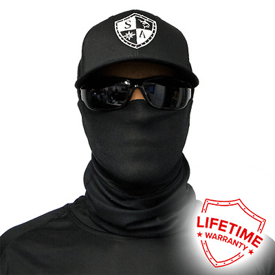 Tactical Black Face Shield Face Mask. Free Shipping In Canada! 20 New Styles!
