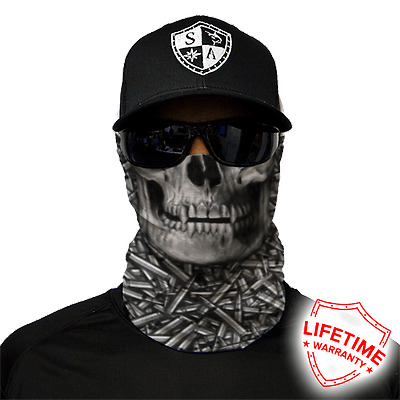 Hollow Head Face Shield Skull Face Shield.free Shipping!20 Different Styles!