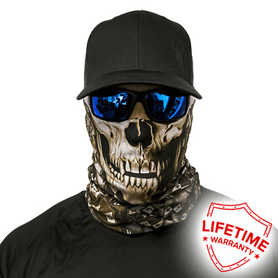 Dregs Skull Face Shield Face Mask. Buy From Canadian Seller! Free Shipping!