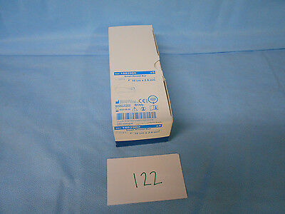 Medtronic 1882960 Small Round Burs, 2.9mm x 10cm (Box of 5) Exp 2023